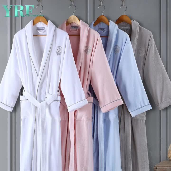 Clothing Manufacturer Best Price Top Quality Men Sleepwear Bathrobe 100% Cotton