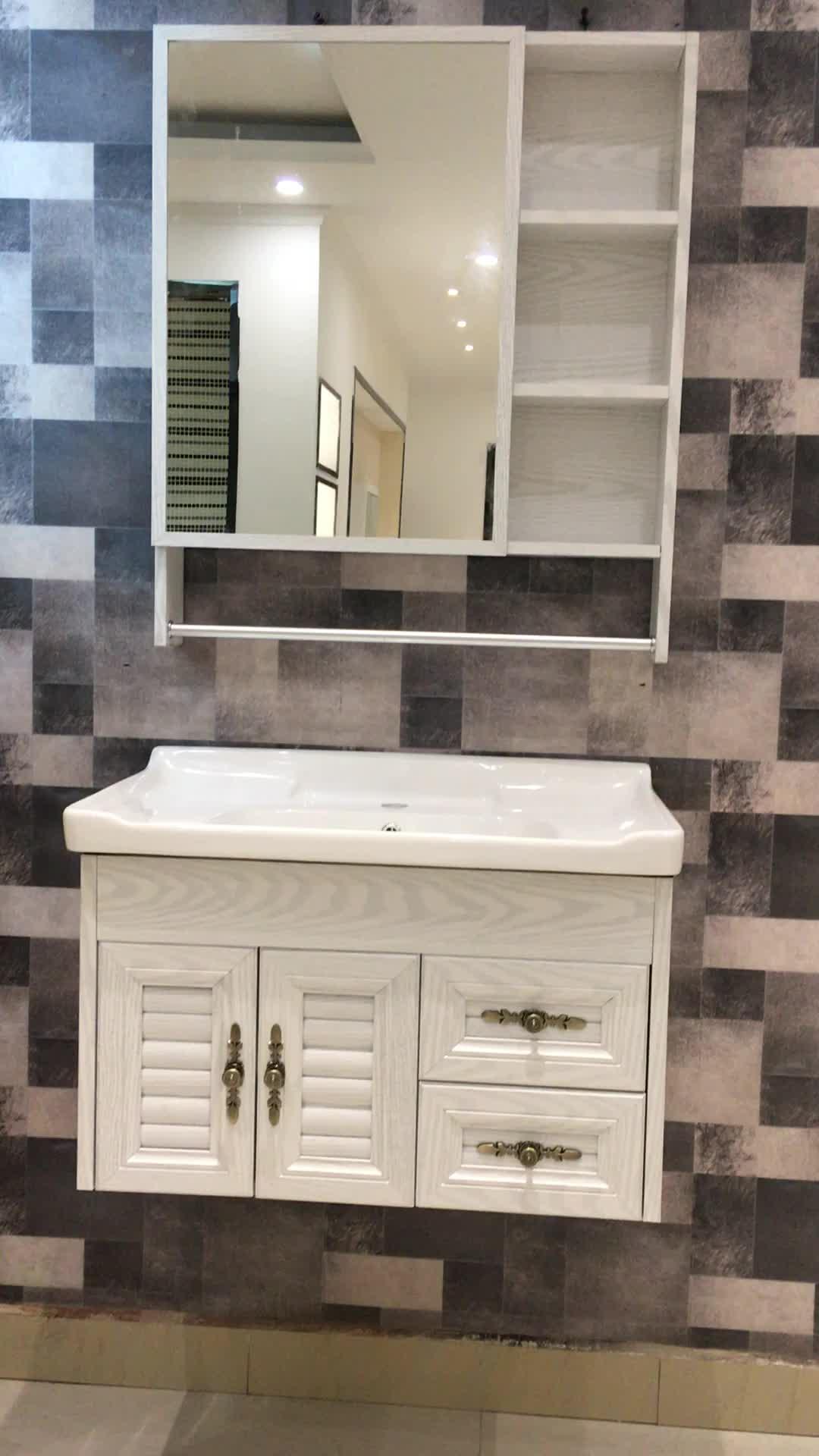 Foshan aolaisi factory aluminum bathroom vanity mirror - Bathroom vanity and mirror combo ...