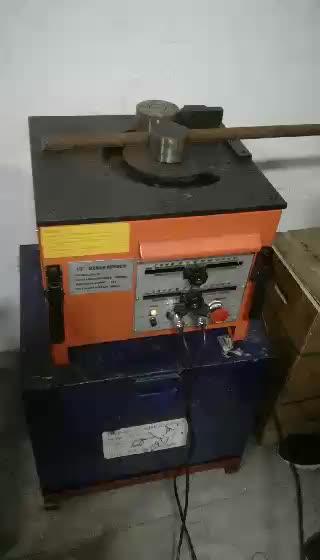 RB 25mm, 110V/200V 1 Inch, #8 metal rebar bender iron bending machine