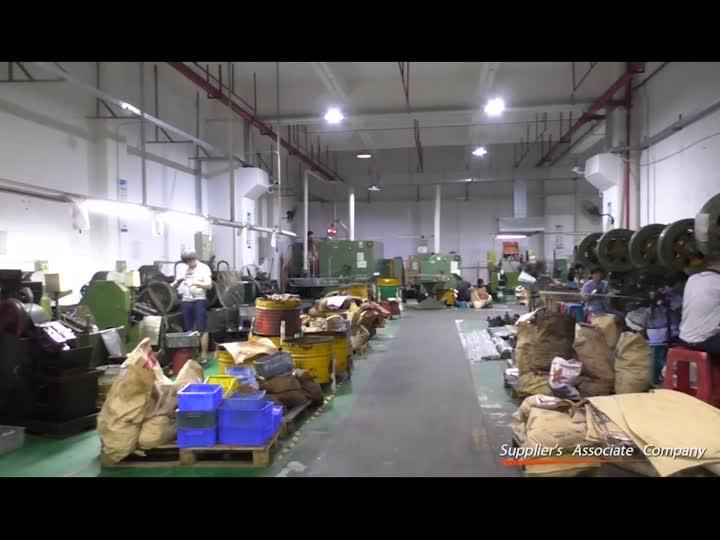 ShenZhen professionele vervaardiging platte lente u clip