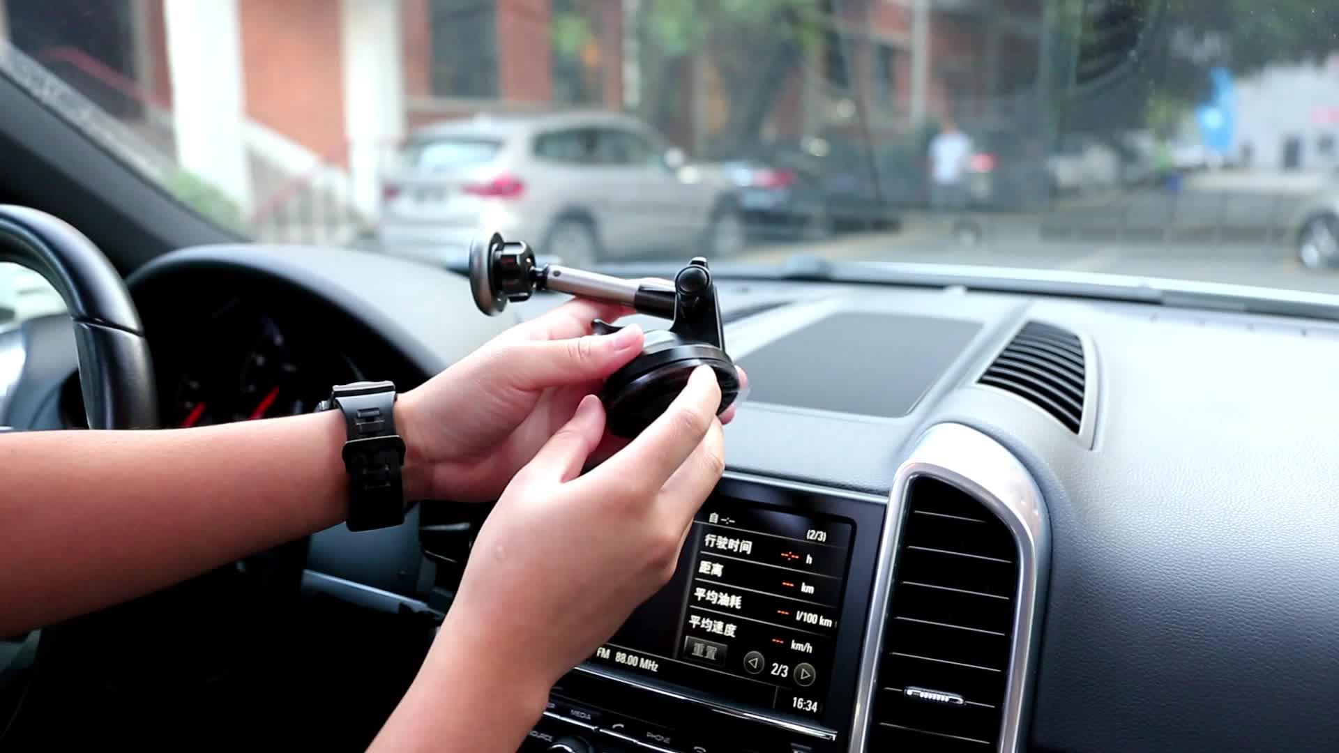 Snelle Levering Yesido Telefoon Auto Mount Universele 360 Graden Magnetische Auto Mobiele Telefoon Houder