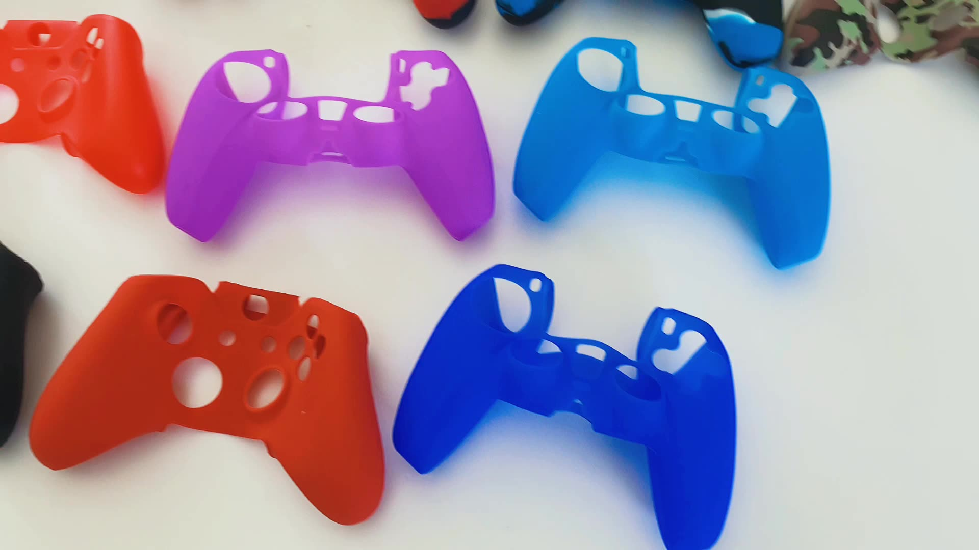 Custom Waterproof Silicone Controller Case for PS4 Pro Skin Sticker Wholesale