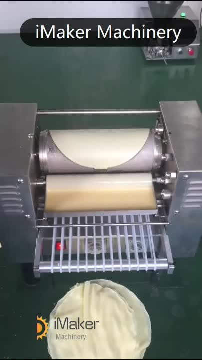 Top Quality Automatic Mille Crepe Layer Cake Crepes Making Machine