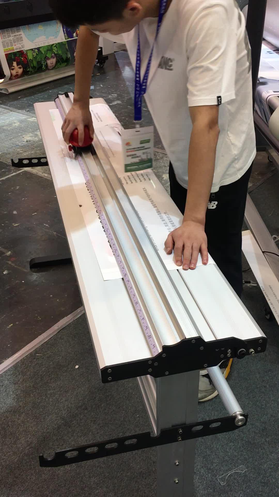 Handmatige papiersnijder trimmer voor prints en board snijden FY-1500CUT
