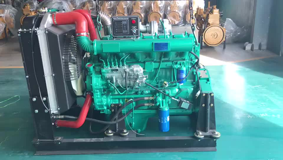 Hot Sale Ricardo 200HP Pump Engine