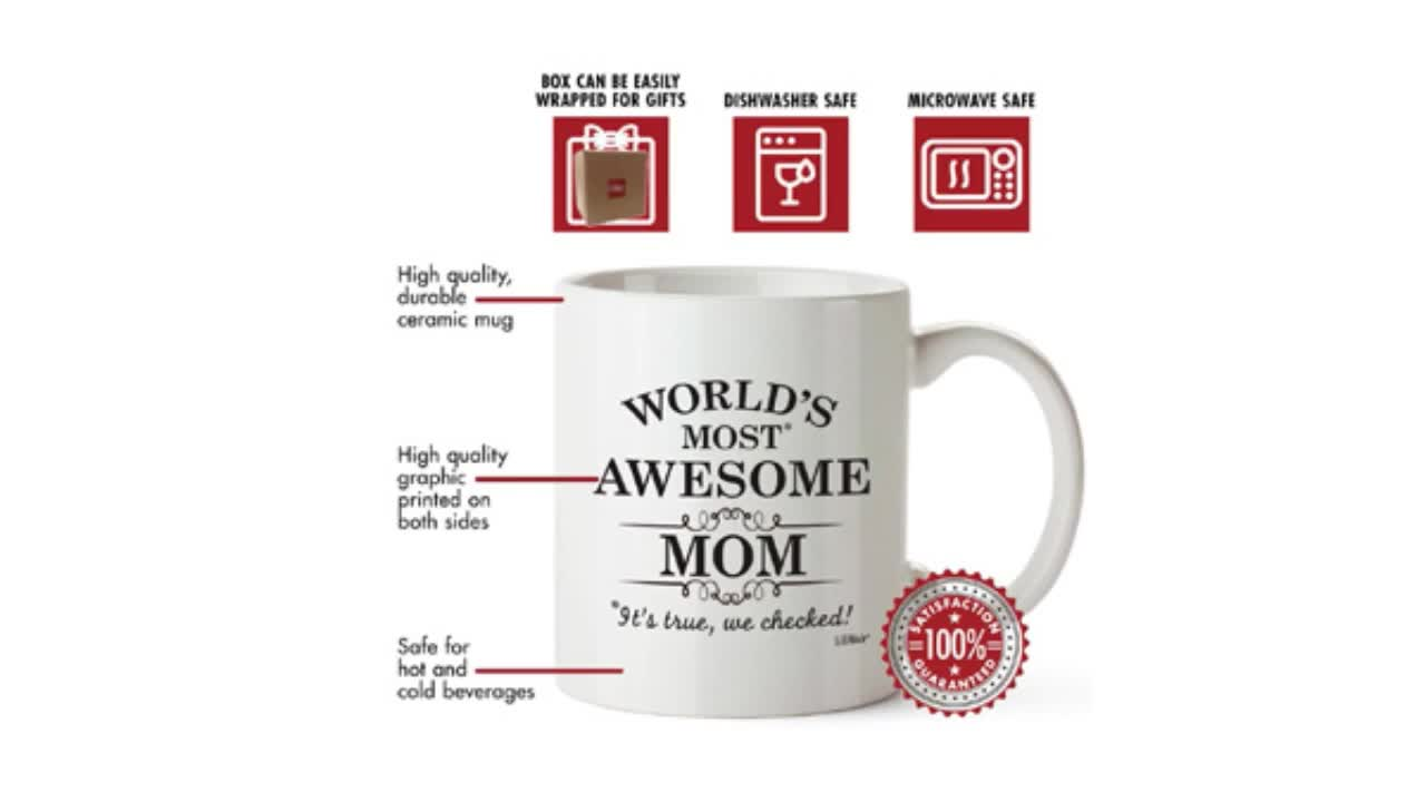 AIDARY Trump Terrific Grandpa Sublimation Mug