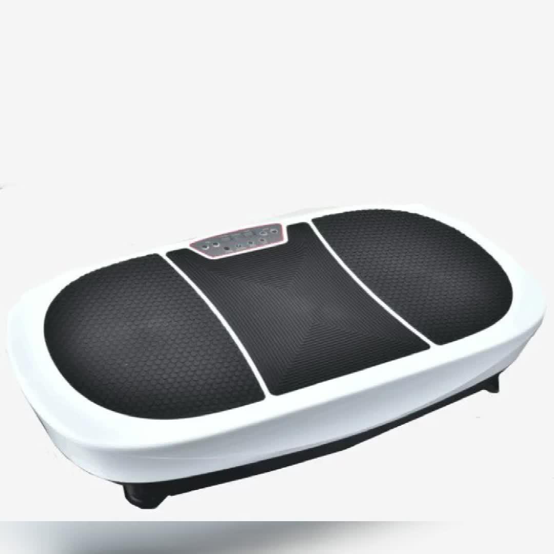 家庭デザイン 3d 振動プレートフィットネスジム機器スリムボディシェイパー運動振動フィット振動