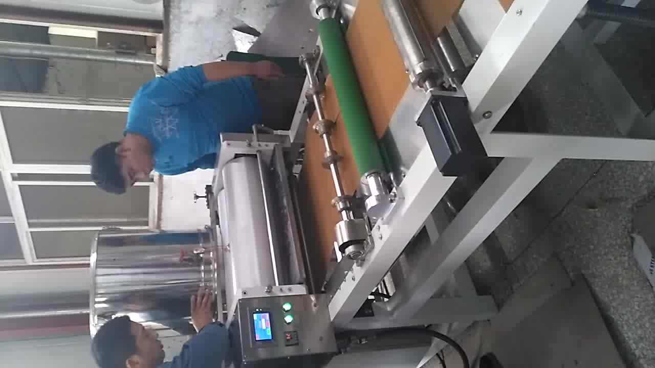50-60 kg/hour high quality full automatic beeswax foundation machine