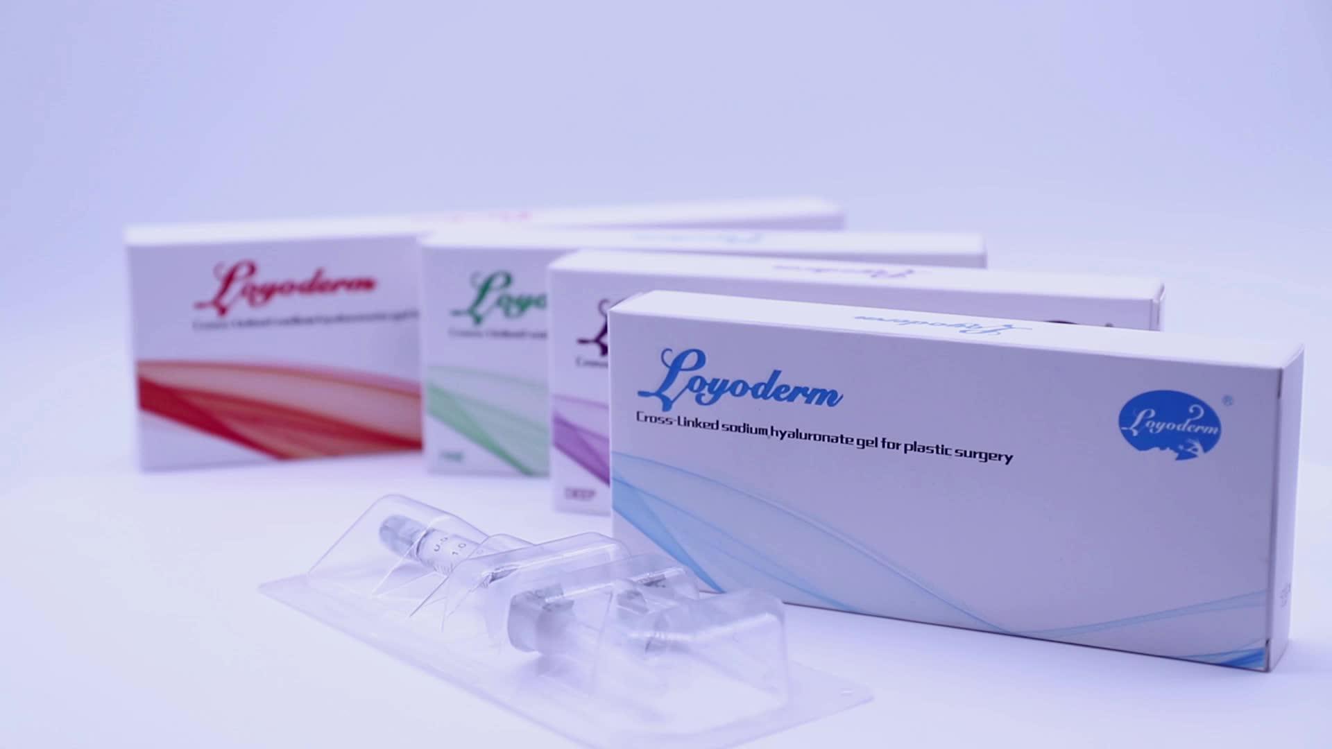 Acidampoule 2 ml clareamento da pele injeção hialurônico para o rosto