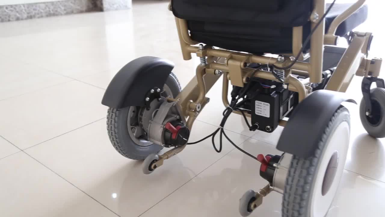 24v 500w 8 inch 10 inch 12 inch waterproof high torque dc brushless gear electric wheelchair motor with wheel
