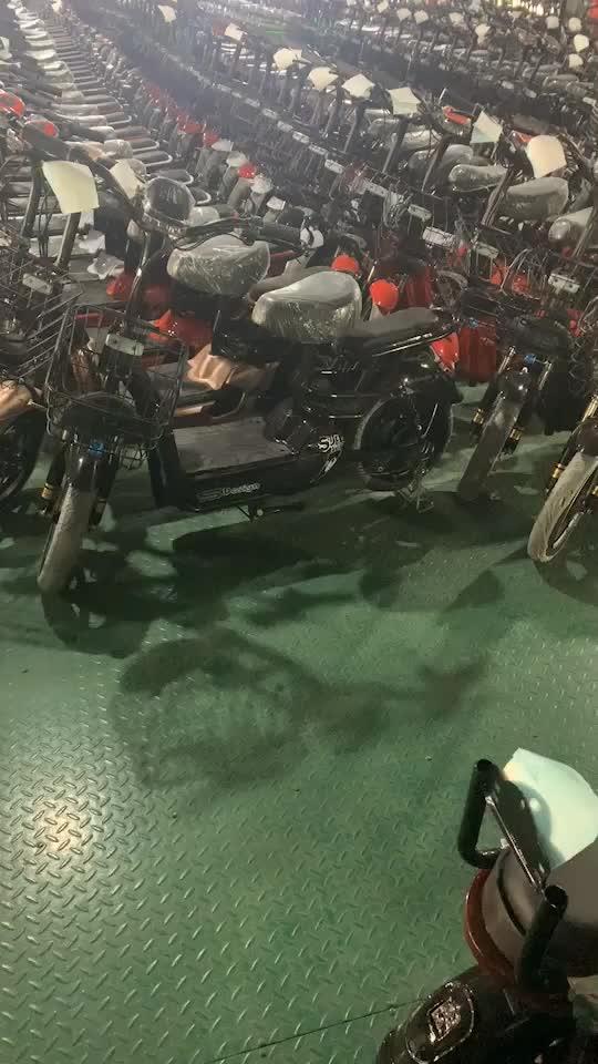 high quality new model two seat 48v 12a e bike electric bike
