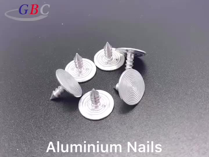 Factory direct high end aluminum nail for jeans