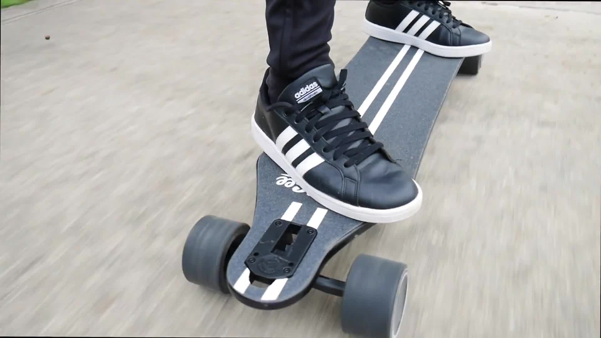 Hot sale 35km/h mountain skateboard Electric longboard