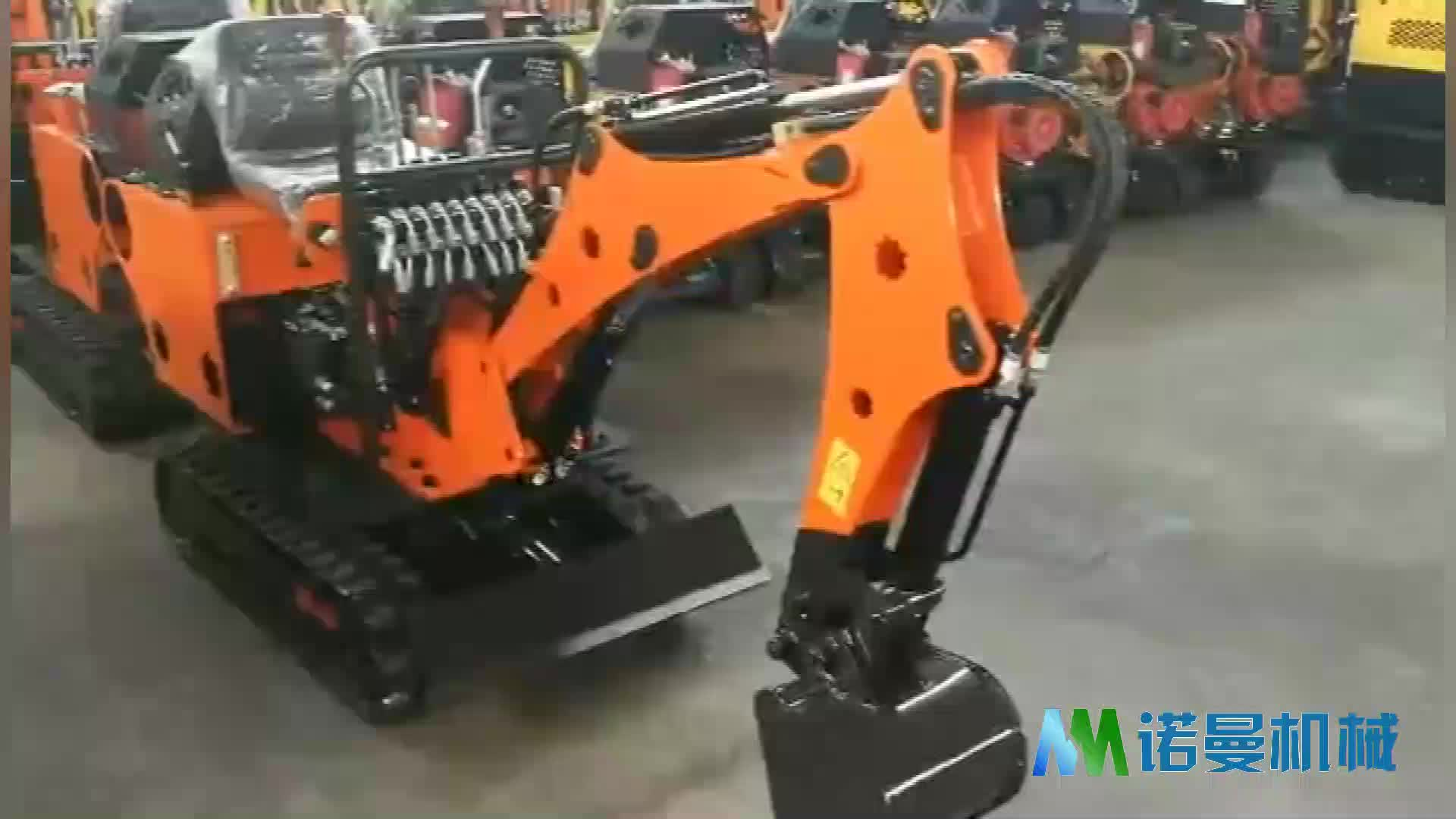 Nt08 Nt10 910kg mini escavadeira 820kg novos produtos pequeno