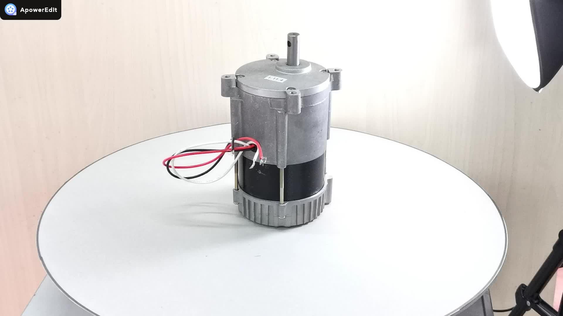 誘導管状非同期エアコン用コンデンサスタートと実行YN60 acモータdia60mm
