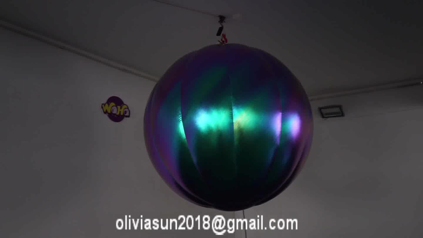 Lighted Inflatable Balloon Inflatable Tear Balloon ball in advertising inflatables