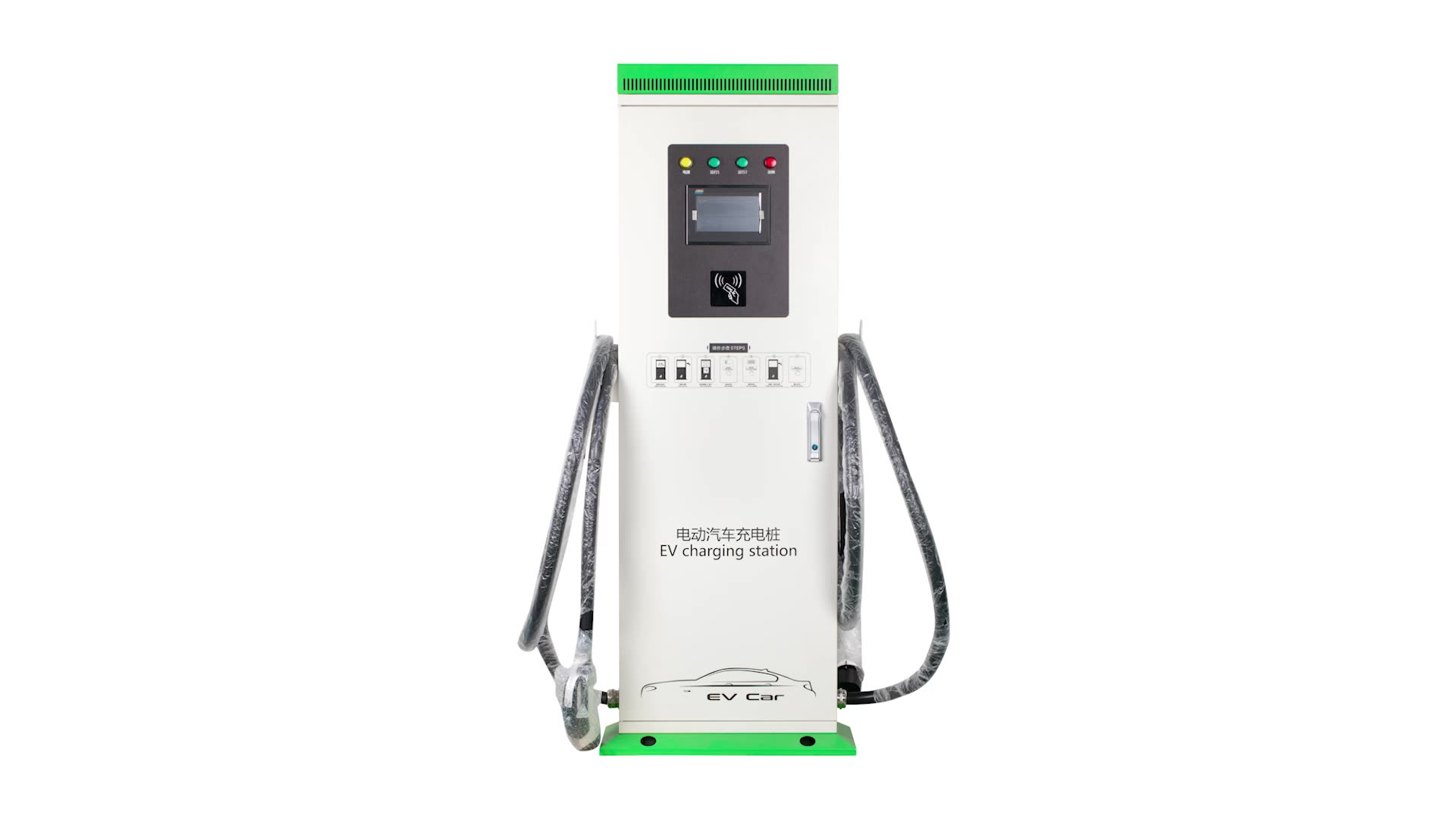 KAYAL EV Charger Pile 30KW 40KW 60KW 120KW 160KW 240KW Electric Vehicle Double Gun DC Fast Charging Station