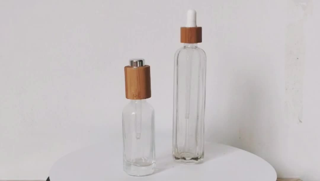 40ml glass bottle for essential oil with dropper wholesale