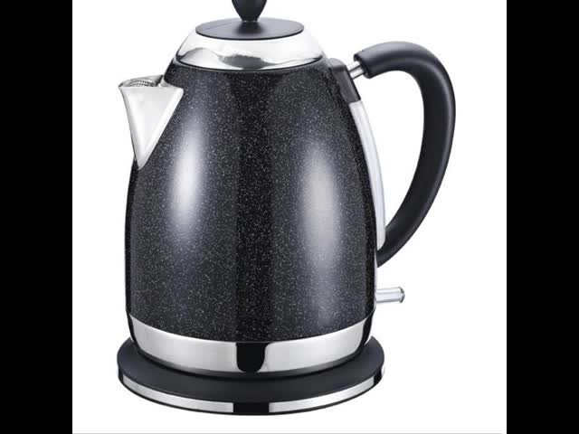 New arrival 1.7l intelligent hotel electric kettle water heater