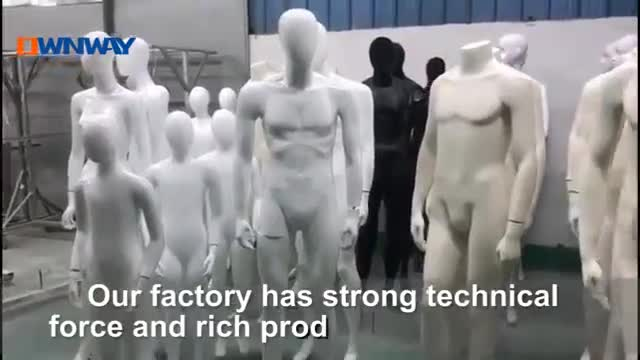 Wholesale High quality fiberglass linen wrapped mannequin head for display