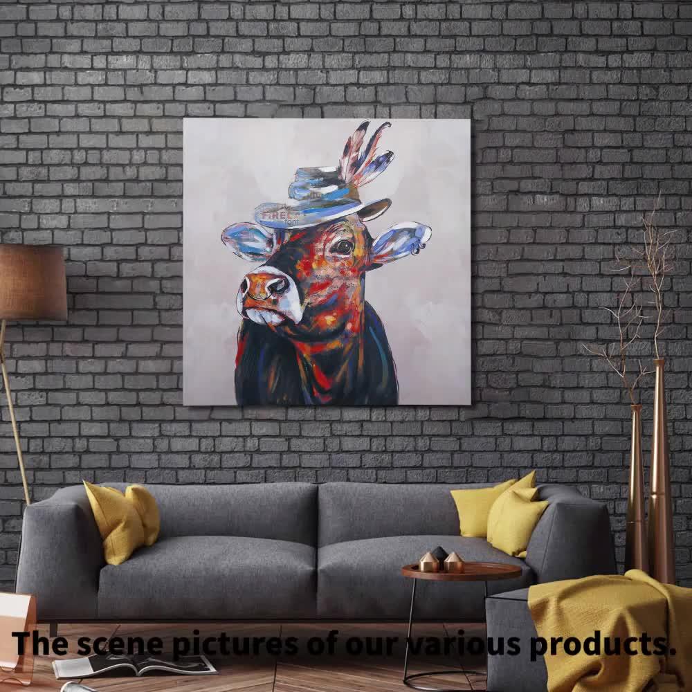 Mais baratos em Paris 60x60 impressão do painel da parede da lona fotos