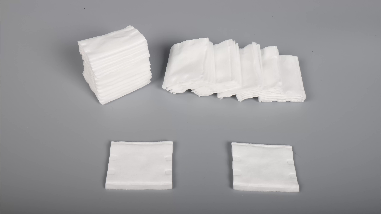 5*6cm 100% puro e natural branco almofadas de algodão para health care & make up & cuidados com a pele