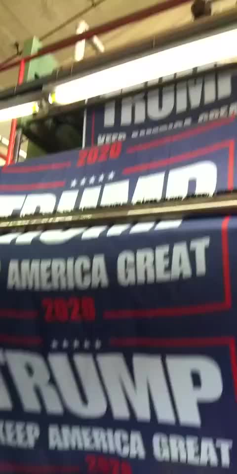 Keep America Great MAGA 3 x 5 Foot Donald Trump 2020 Flag For 2020 Presidential Election
