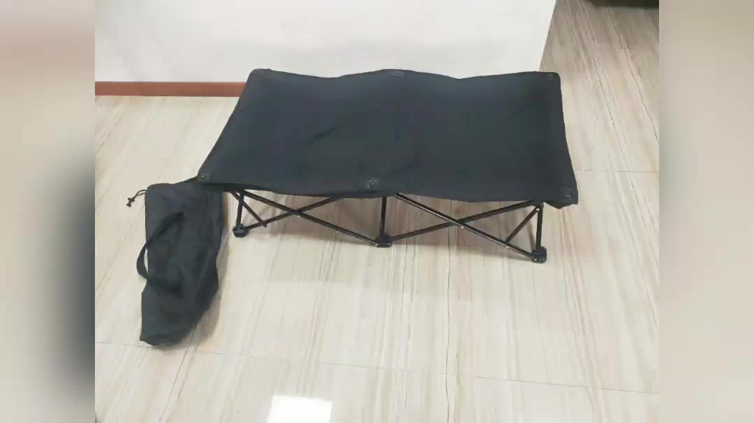 Foldable Dog Bed Outdoor Kid Cots Large Pet  Cot