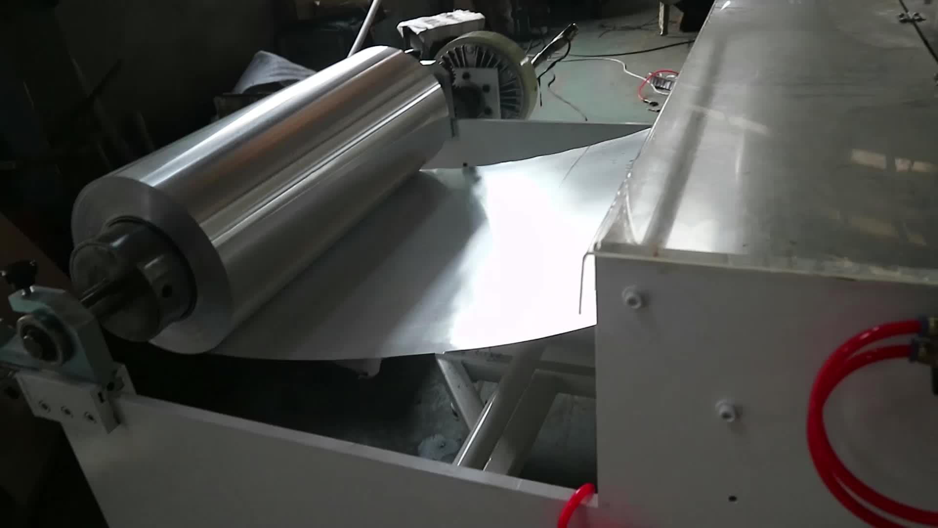 top supplier 8011 aluminum foil material jumbo roll for food grade