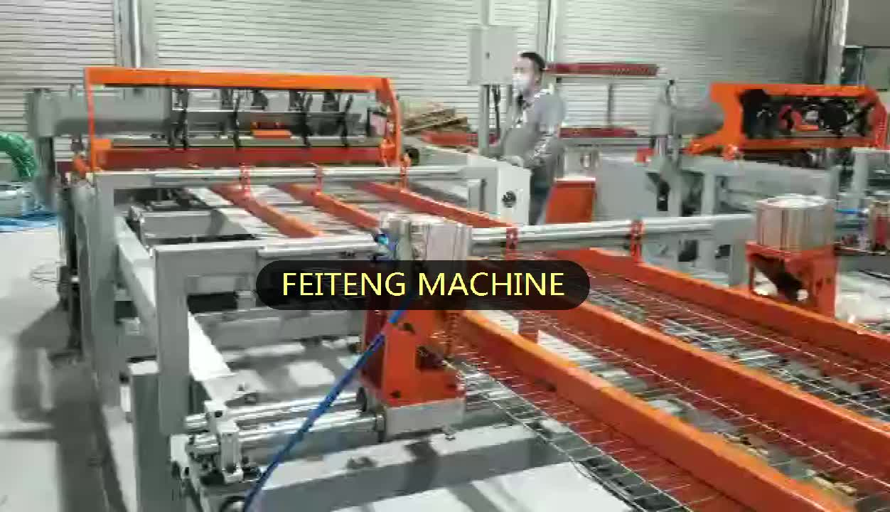 Welded Wire Mesh Machine for Animal Cage