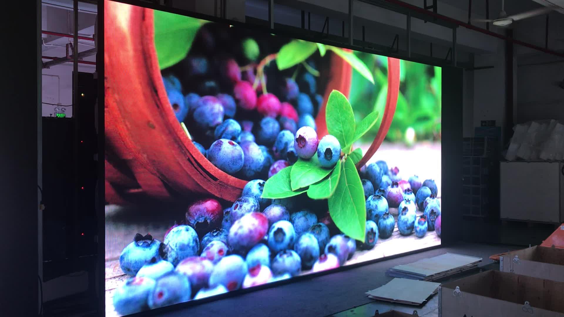Sıcak satış Kapalı P10 reklam led ekran ekran fiyat düşük