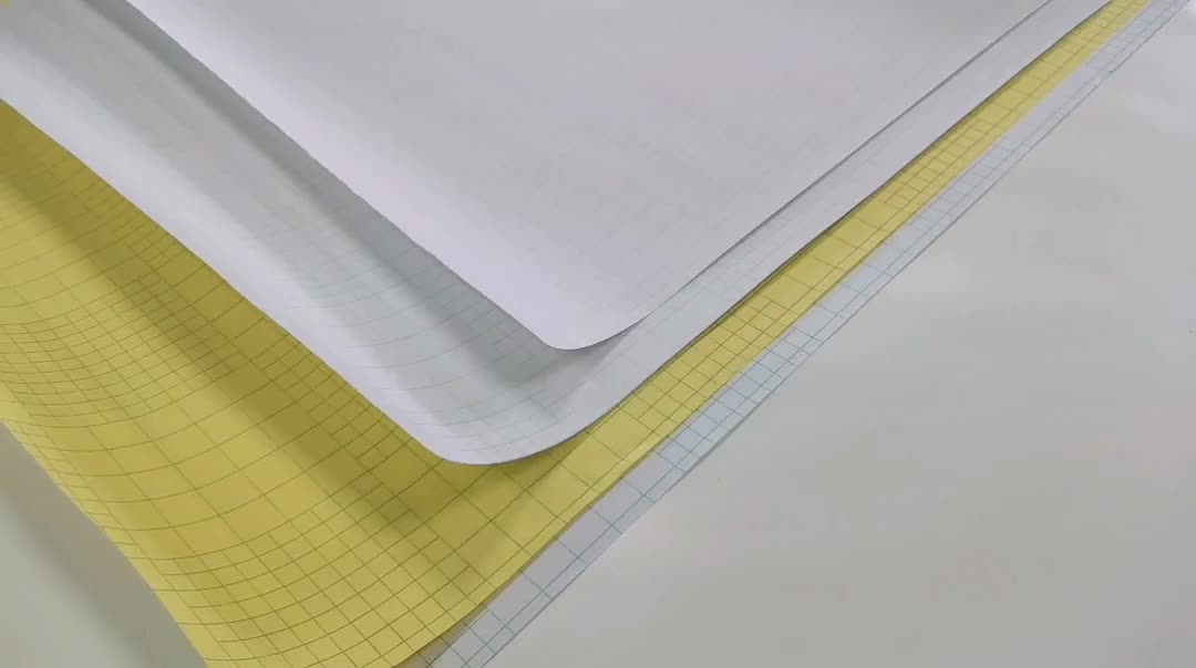 glossy cold lamination PVC film with yellow liner