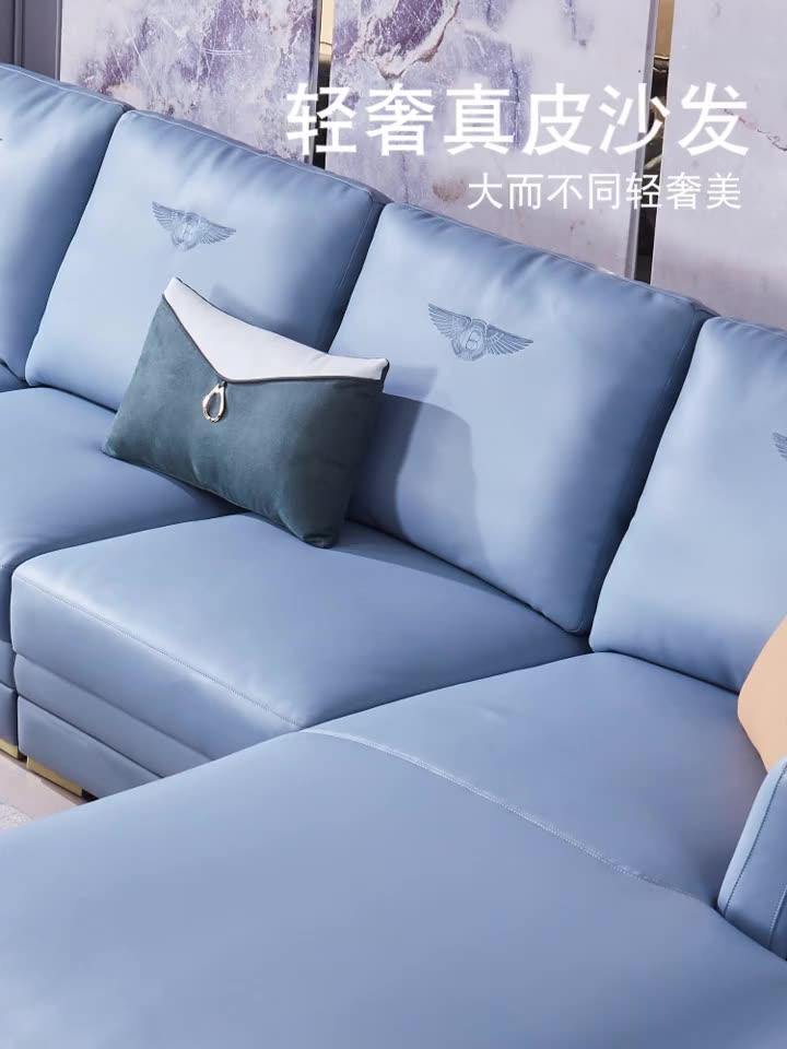 Dubai Villa Furniture Golden Steel Frame 7 seater Lounge deep seating Couch Living Room Sofa