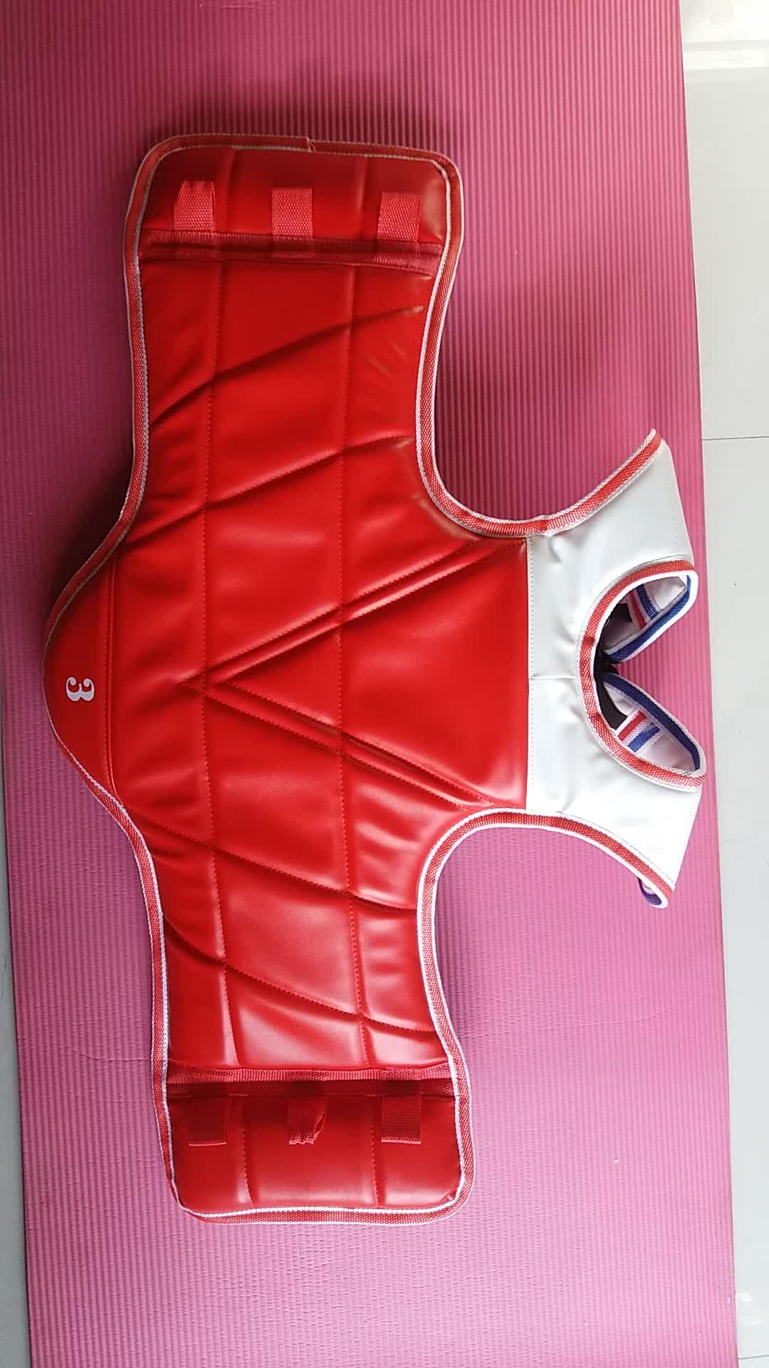 Großhandel Brustschutz für Taekwondo Body Guard Body Protector