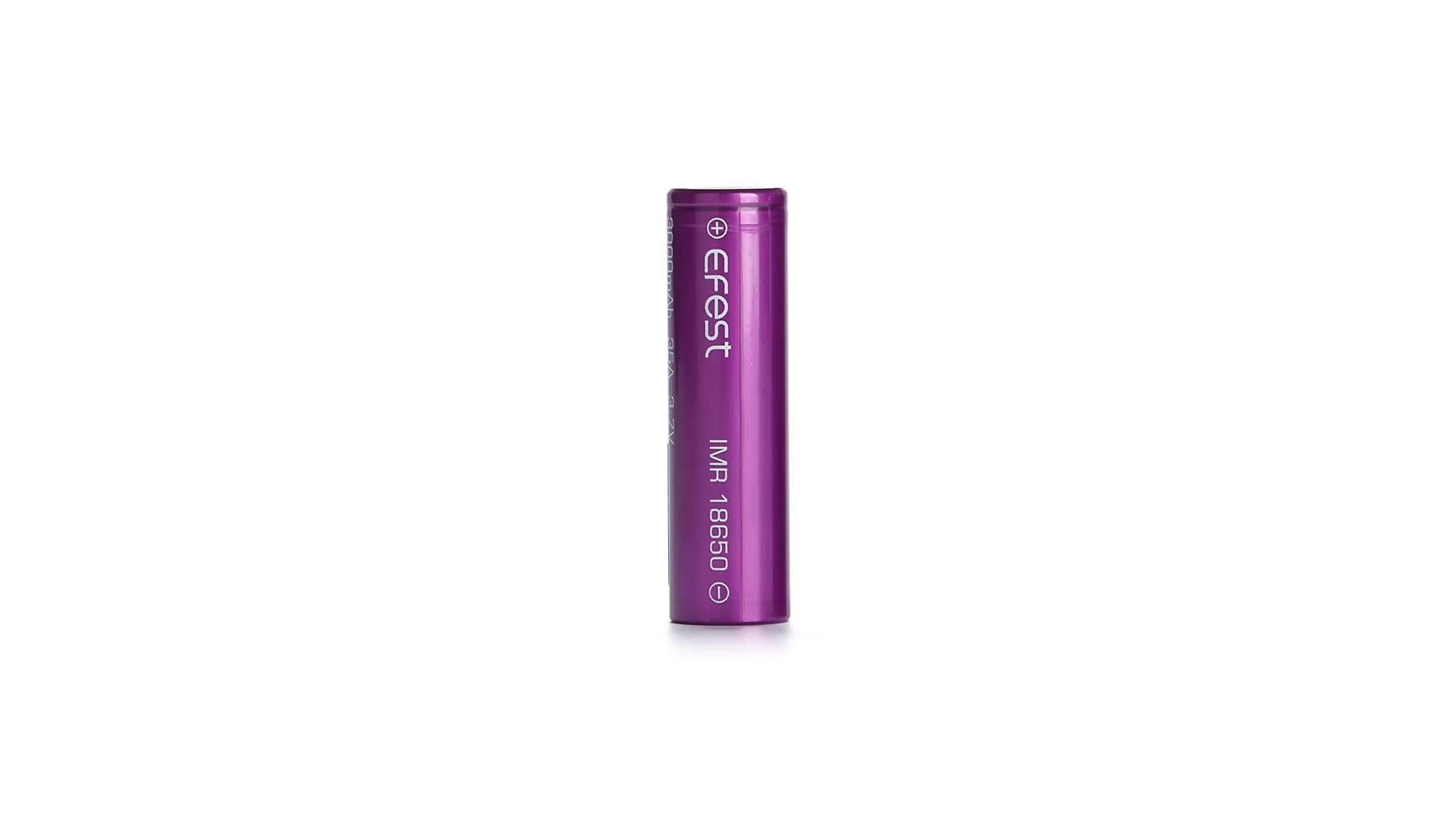 Original lifepo4 26650 rechargeable battery 3.2v 3000mah 3Ah SE US26650FT Japan made