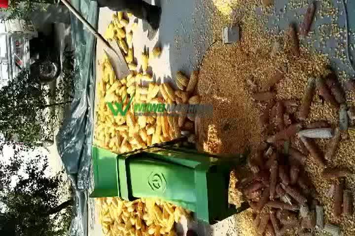 Семян кукурузы машина для удаления