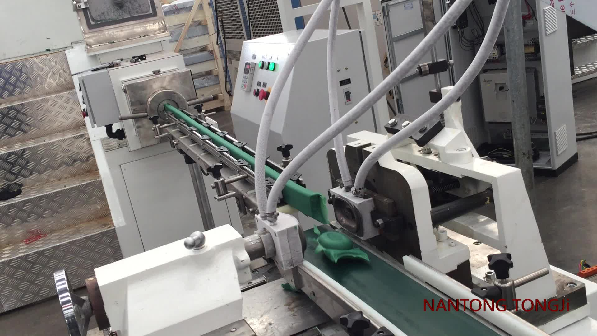 Soap machinery plant hotel toliet soap stamper laundry bar soap stamping machine