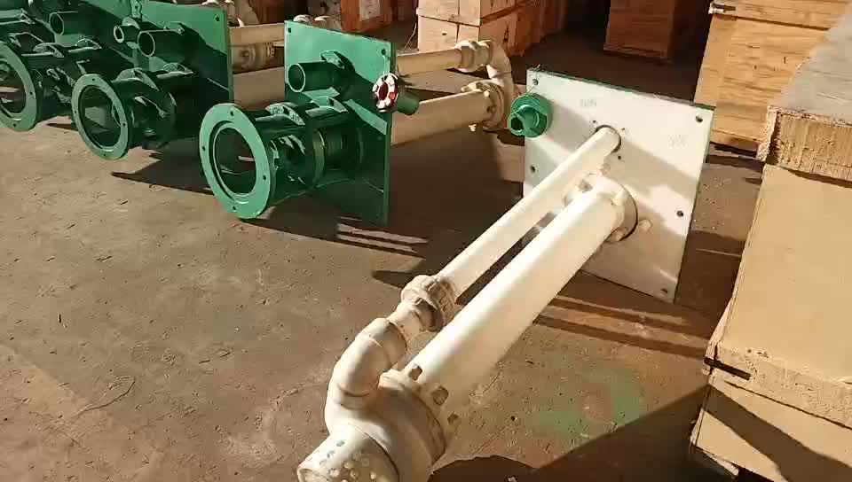 FY Series Immersible Chemical Centrifugal Pump Three Phase