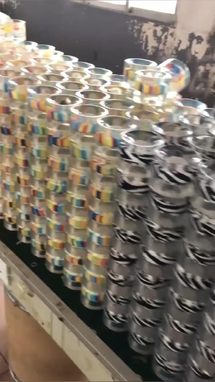 Transparente 60*45mm poliuretano custom Cruiser skate rolamentos de Roda Set com ABEC-9 e espaçadores