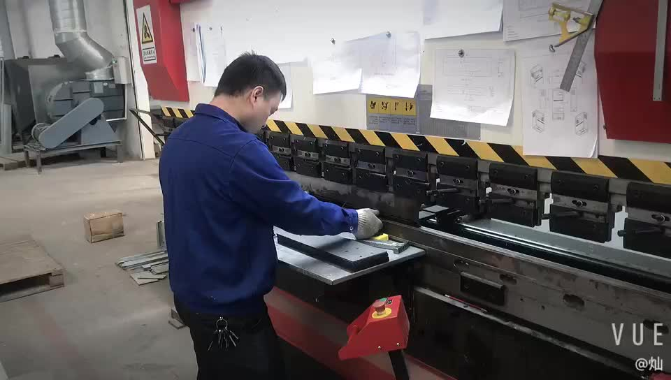 Custom Fabrication Sheet Parts Produce for Cabinets Manufacturer