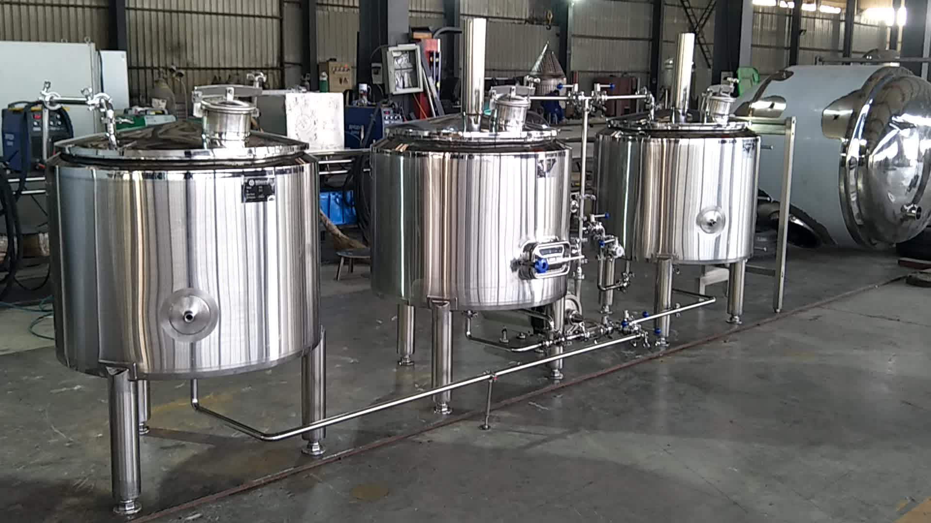 Micro beer brewing systems small brewery equipment