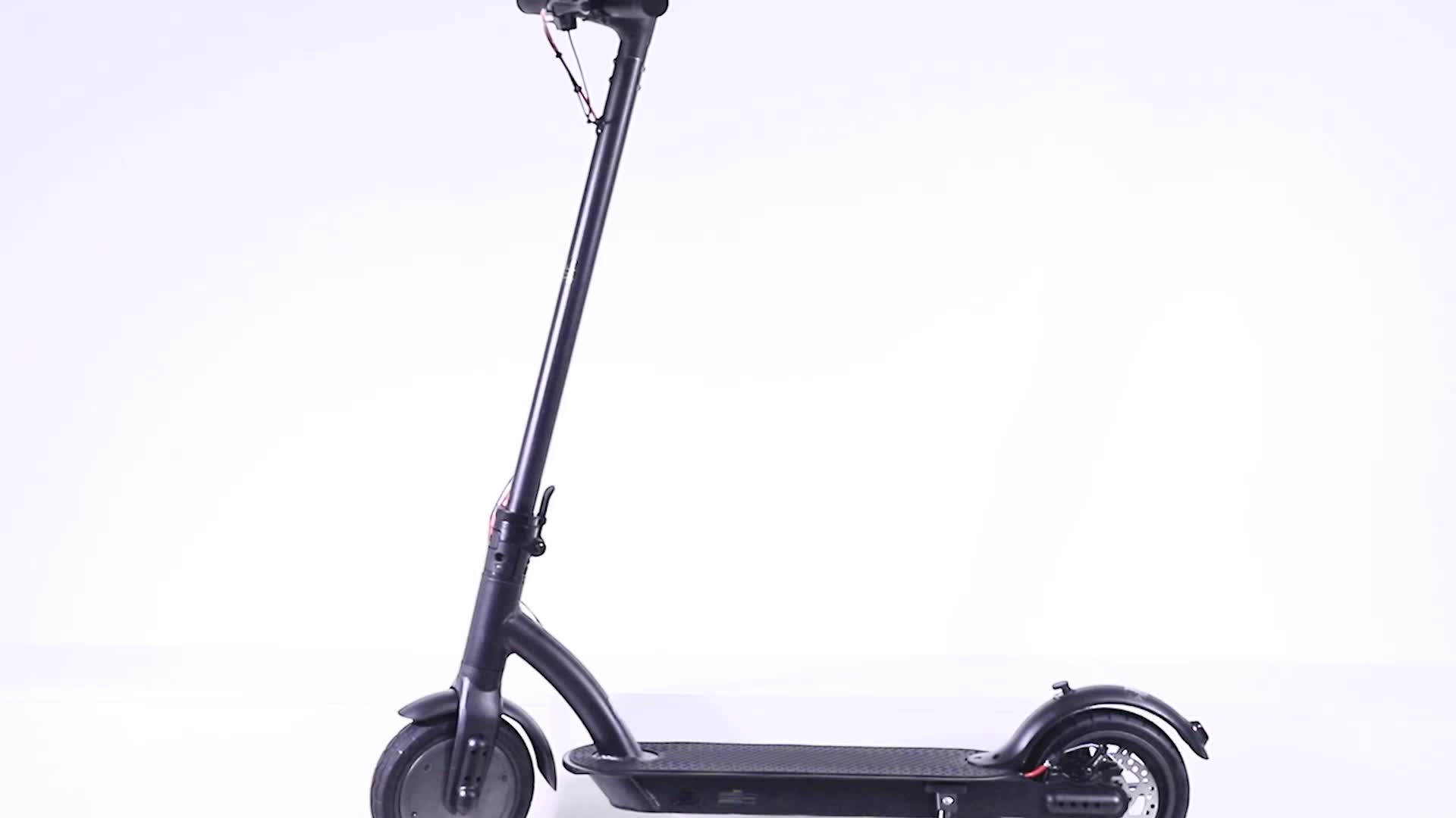 유행 365 전기 스쿠터 킥 자전거 접히는 기동성 스쿠터