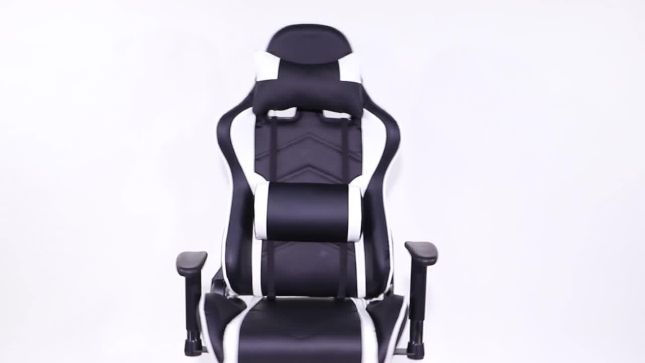 Y-2537 Guyou comodo silla เกม silla gamer con almohada