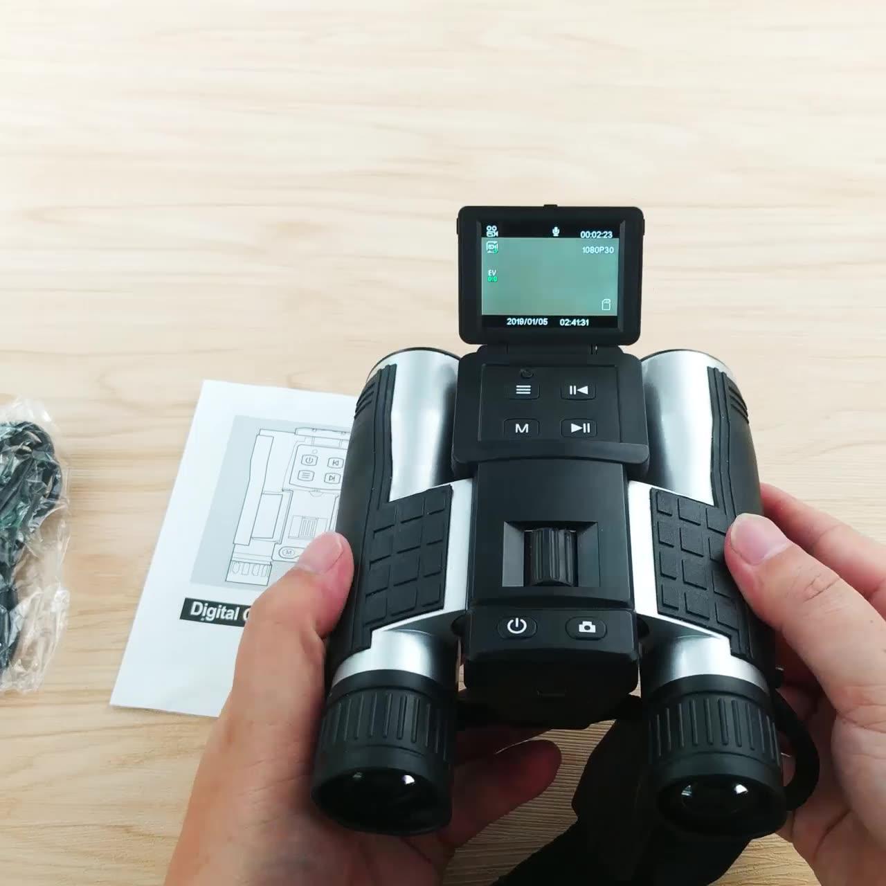 2020 en iyi 1080p full hd 5mp dijital mikroskop termal 12x32 teleskop dürbün kamera ile kamera ve video