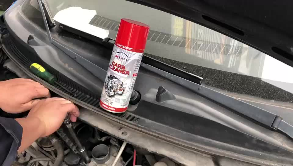 Hot sale & high quality best selling anti-static carburetor carb choke cleaner and carb and choke cleaner msds