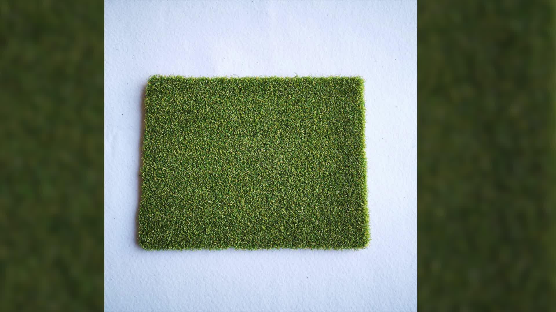 다섯 보증 랜드 바닥재 조경 합성 인공 잔디