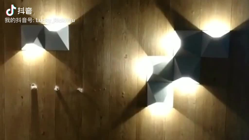 L4u TUV SAA CE RoHs Exclusive Design Free Combination LED Modern Wall Sconce Decorative Light for Home Decor Hotel