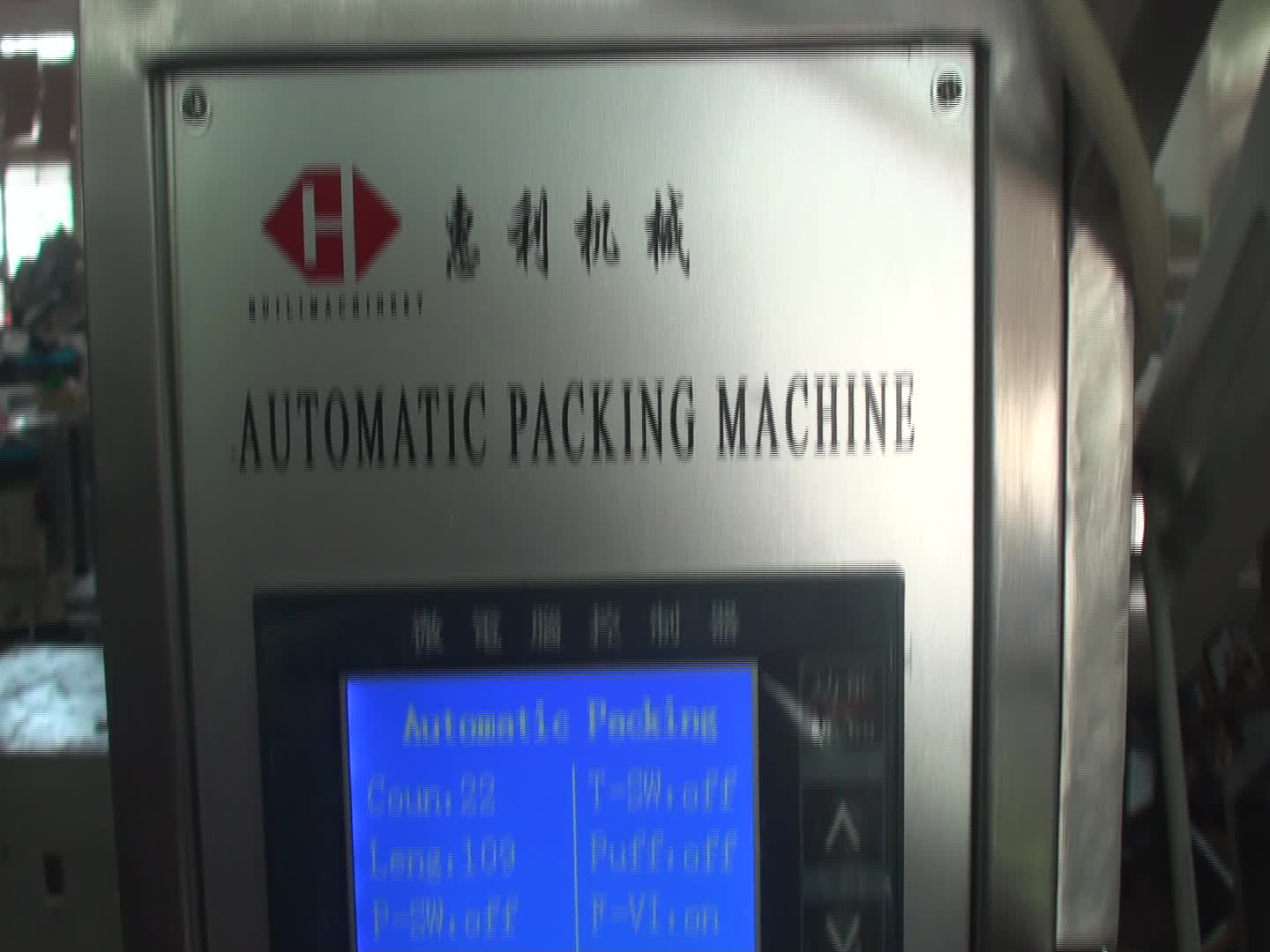 SJIII-F300 Automatic chili Powder packing machine