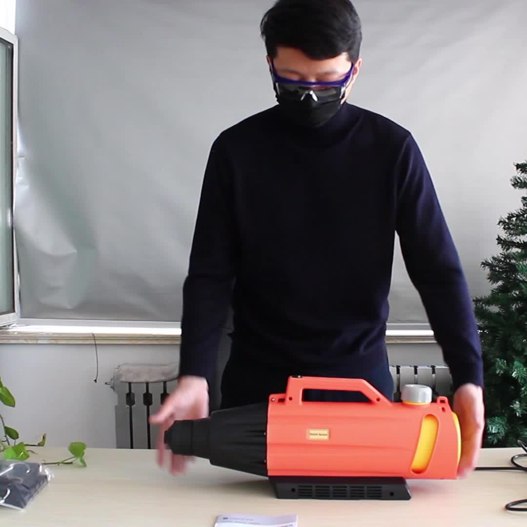 132 nano mist sprayer disinfectant fogger agriculture power sprayer machine knapsack power sprayer