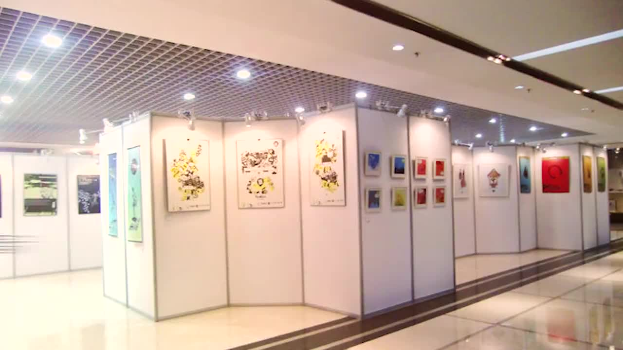 Exhibition Stall Reference : Aluminum exhibition stall design china product exhibition displays